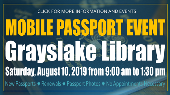 Grayslake Library August 10 2019