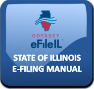 Odyssey e-filing manual provided by the state of illinois