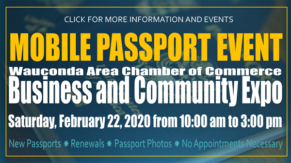 Wauconda Area Chamber of Commerce Business and Community Expo Click here for more information